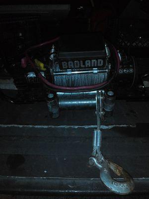 Badlands 1200lb winch for Sale in Apopka, FL