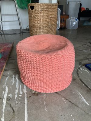 Beanbag Ottoman for Sale in Los Angeles, CA