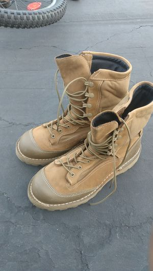 Vibrom Bates usaf boots for Sale in Orange, CA