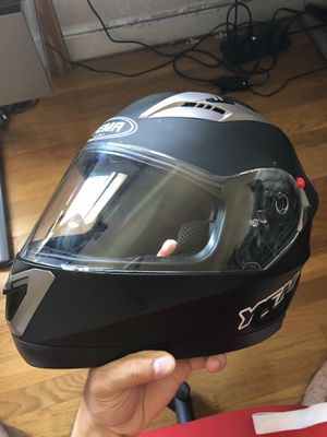 YEMA Full Face Motorcycle Helmet YM-829 Large for Sale in Cambridge, MA