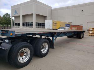 Utility trailer (Flatbed trailer ) for Sale in Grand Prairie, TX