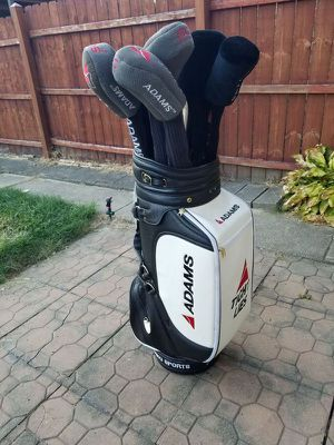 Adams Air Assult Golf Clubs for Sale in Chicago, IL