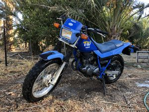 1989 Yamaha Trail way 200cc for Sale in Desert Hot Springs, CA