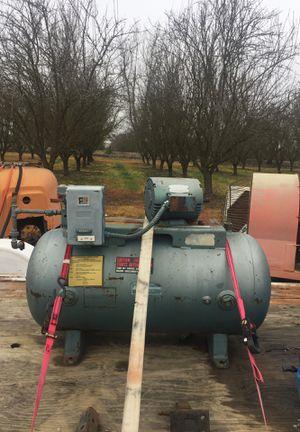 Air compressor tank and motor for Sale in Denair, CA