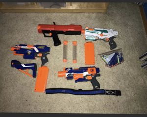 Nerf collection for Sale in Albuquerque, NM