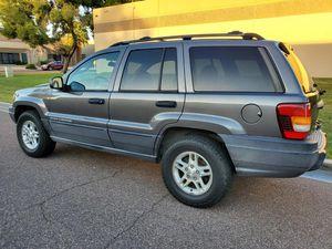 2003 Jeep Grand Cherokee 4x4 for Sale in Phoenix, AZ
