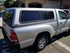 Toyota tacoma ARE camper shell for Sale in Santee, CA