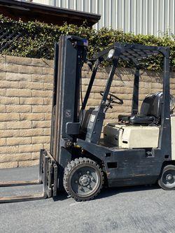 TCM Forklift 5000 LBS CAP SIDE SHIFT for Sale in Orange,  CA
