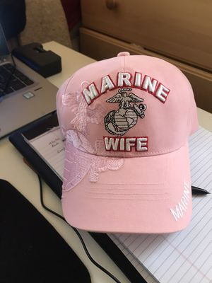 Marine Wife pink hat (New) for Sale in Tampa, FL