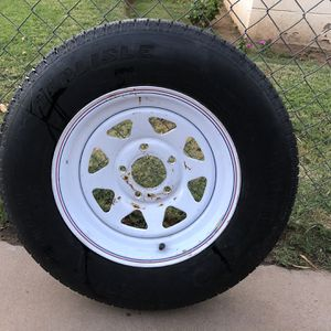 Brand New Spare Tire (For Trailer) for Sale in Phoenix, AZ