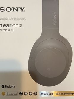 Sony Hear On 2 Headset. (WHH900N Wireless) for Sale in Lorton,  VA