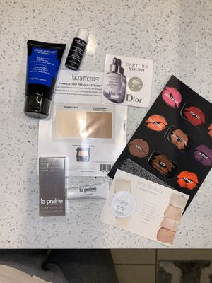 Skin care/ make up La prairie, sisley men hair mask, dior mascara, & more for Sale in Los Angeles, CA