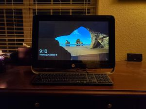 HP Pavilion 21 All-in-One Touch Screen Desktop for Sale in Longview, TX
