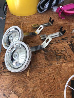 Kids bike training wheels for Sale in Winter Park, FL
