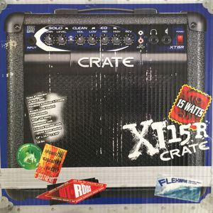 Crate XT15R Speaker 15 Watts for Sale in West Covina, CA