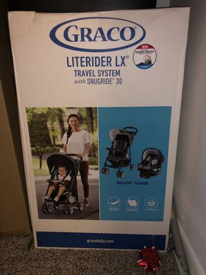 Graco stroler/ car seat SET for Sale in Portland, OR