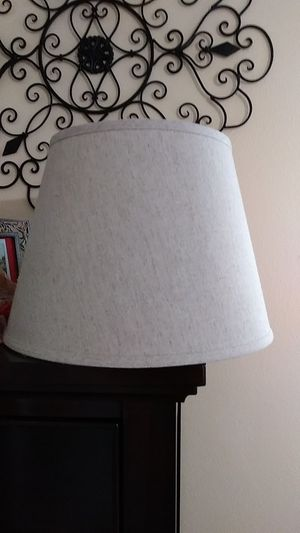 Lamp shades (2) for Sale in Lynwood, CA