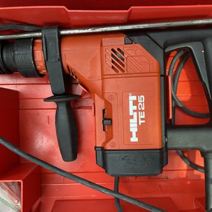 Hilti Rotery Hammer Drill Like New for Sale in Houston, TX