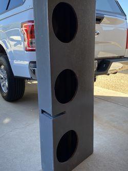 Custom Toyota Tacoma Double Cab Speaker Box for Sale in Phoenix,  AZ