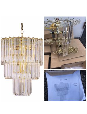 New light fixture / chandelier for Sale in Columbus, OH