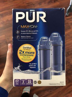 Pur Filters for Sale in Alexandria, VA