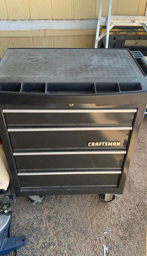 Craftsman tool box for Sale in Tucson, AZ