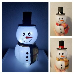 Glass Snowman for Sale in Hastings, NE