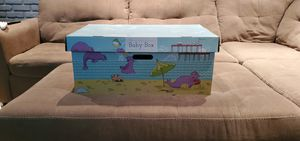 Infant baby box for Sale in NJ, US