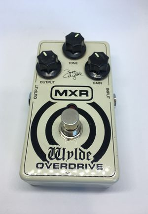 MXR Wylde overdrive guitar and bass pedal BCP007346 for Sale in Fountain Valley, CA