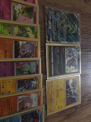 Ultra Ball Deal: Pokemon Card: GX + 10 Holo/Reverse Holo Cards for Sale in Fresno, CA
