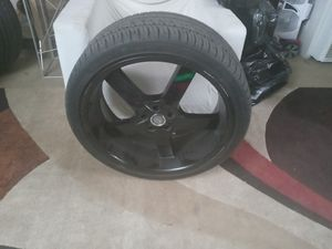 22inch rims for Sale in Castro Valley, CA