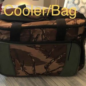 Camouflage Cooler for Sale in Durham, NC