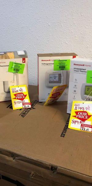 Honeywell home thermostat TUPI for Sale in San Bernardino, CA