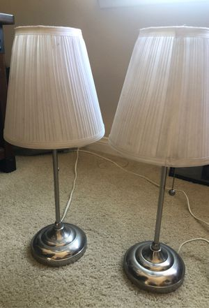 IKEA desk lamps for Sale in Irvine, CA