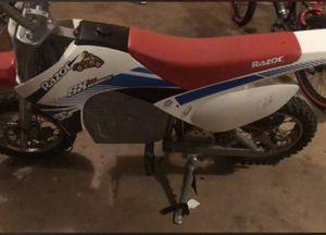 Dirt bike, razor, 2018 for Sale in Wichita Falls, TX