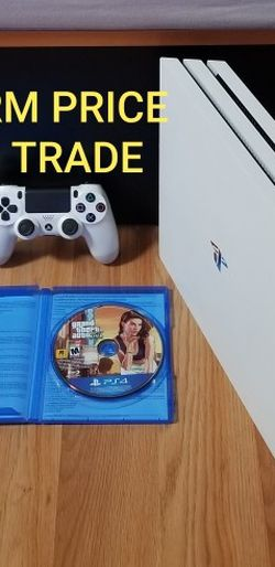 PS4 PRO LIMITED Ed. BUNDLE, FIRM PRICE, NO TRADE, PERFECT CONDITION, READ DESCRIPTION FOR OPTIONS for Sale in Santa Ana,  CA