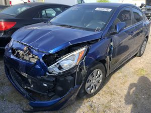 2015 Hyundai Accent RUNS AND DRIVES for Sale in Henderson, NV