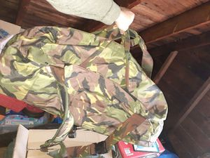 Extra large camo duffle bag for Sale in Boston, MA