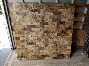 Marble Kitchen / Dining room table for Sale in Oakland Park, FL
