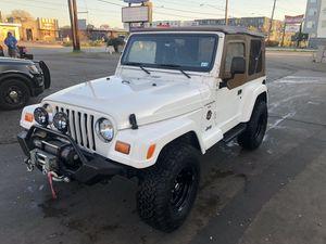 1999 Jeep Wrangler for Sale in Austin, TX