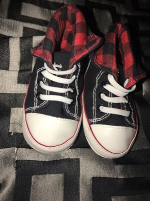 Size 0-3 months infant baby shoes for Sale in Sacramento, CA