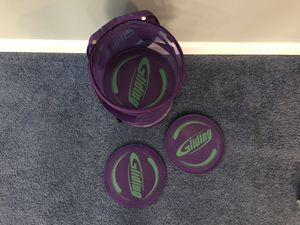 Gliding Discs (come in pairs) for Sale in Belmont, MA