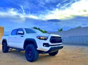 Everything works well 2017 Tacoma  for Sale in Sidney, ME