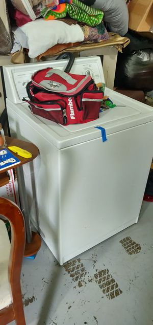 kenmore Heavy Duty Washing Machine & GE Dryer for Sale in Tacoma, WA