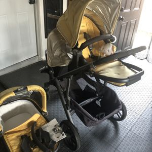 2014 UppaBaby Vista Double stroller for Sale in Rowland Heights, CA