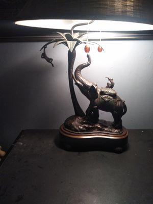 Fredrick Cooper lamp.Safari collection for Sale in Washington, DC
