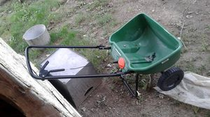 Grass spreader used 1 time needs home for Sale in Indianapolis, IN