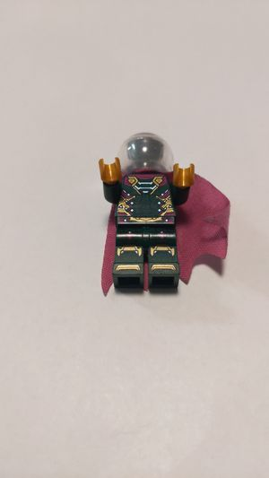 Lego Spiderman Far From Home Mysterio minifigure for Sale in San Jose, CA