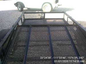 5x8 utility trailer for Sale in Apache Junction, AZ
