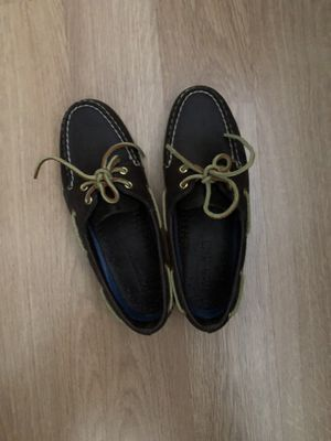 Womens Sperrys size 6. Brown. for Sale in Gaithersburg, MD